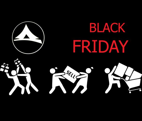 Black Friday 2018 В РОБІНЗОНі! - Робінзон — магазин товарів для туризму та  спорту efb499c3c30d6