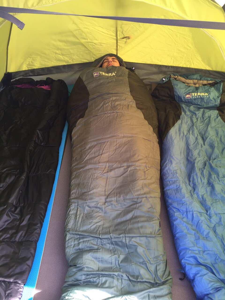 Спальник Terra Incognita PHARAON EVO 300 (-12 -5 +20°C) – комфорт сну в  будь-яких умовах 386c4faa3533c