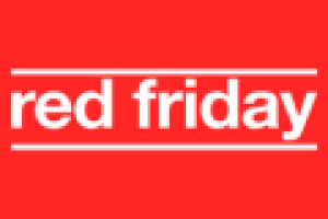 RED FRIDAY - 1.11-3.11.2019