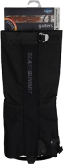 Бахіли Sea To Summit Quagmire Canvas Gaiters, black, L