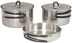 Набір посуду Tatonka Cookset Regular