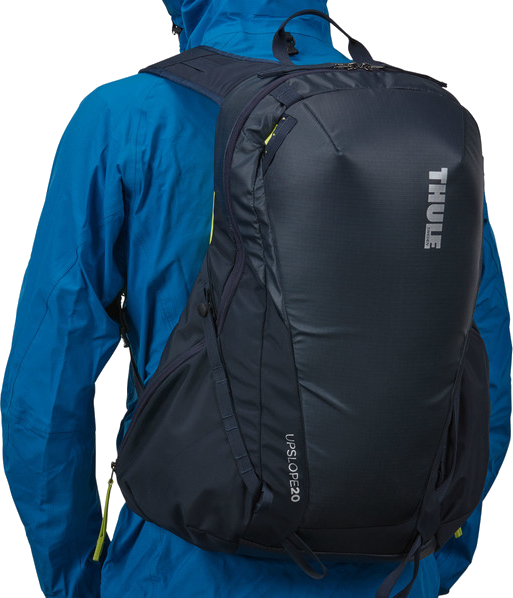 Рюкзак Thule Upslope 20L Snowsports Backpack, Black - Blue