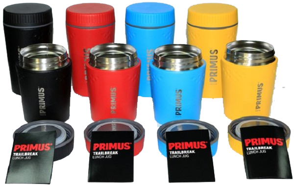 Термос Primus TrailBreak Lunch jug 550 New