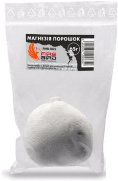 Магнезія Fire Bird Magnesium Ball 65g