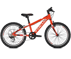 "Велосипед Focus Raven Rookie 7G 20"" 26, red"