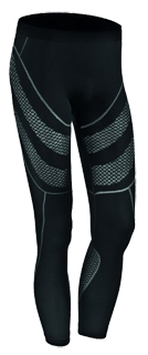 Чоловічі штани Fuse Megalight 200 Longtight Man, black, M