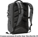 Рюкзак міський Granite Gear Bourbonite 25, black