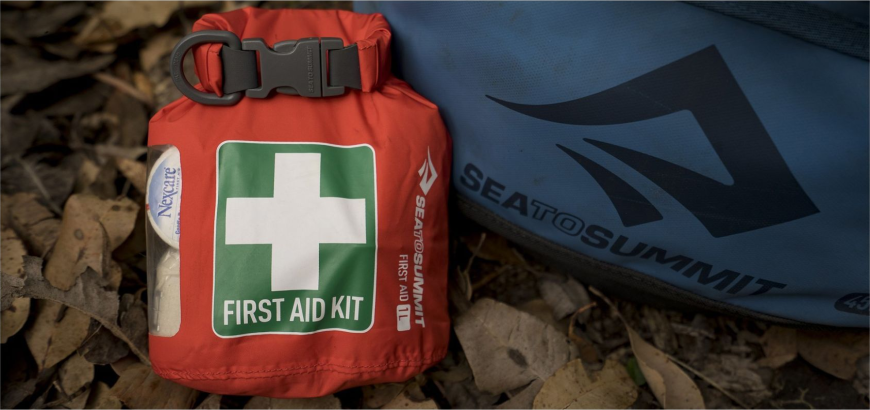 Гермочохол для аптечки Sea to Summit First Aid Dry Sack Day Use