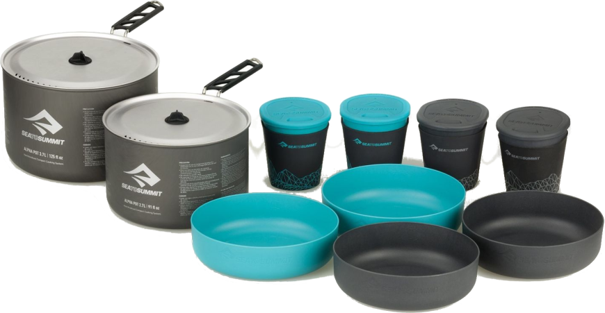 Набір посуду Sea to summit Alpha Cookset Alpha Cookset 4.2