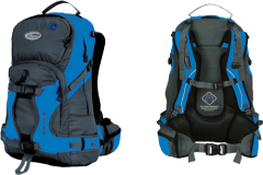 Рюкзак Terra Incognita Snow-Tech 30, blue / grey