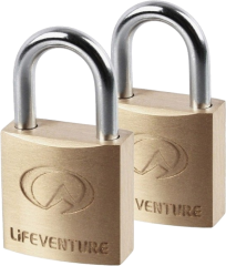 Замок Lifeventure Mini Padlocks 2-Pack