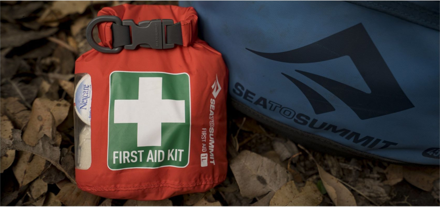 Гермочохол для аптечки Sea to Summit First Aid Dry Sack Overnight