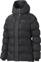 Пуховик Marmot Wms Empire Jacket, black, S