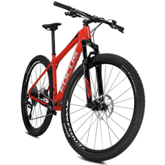 "Велосипед Focus Raven Lite 12G 27"" 42/S, red/white, S"