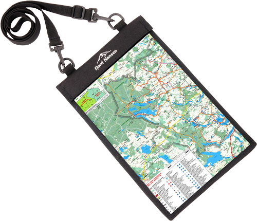 Планшет Fjord Nansen Map Case Regular, black