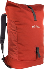 Рюкзак Tatonka Grip Rolltop Pack, Red Brown