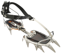 Кішки Black Diamond SABRETOOTH PRO CRAMPON (St.steel)