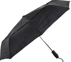 Зонт Lifeventure Trek Umbrella Medium, black