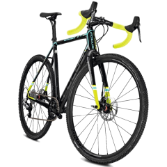 "Велосипед Focus Mares Sram Rival 1 11G 28"" 54/M, Carbon/Blue/Green, M"