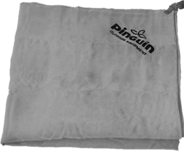 Рушник Pinguin Towels M 40x80, grey