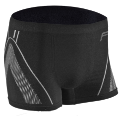 Дитячі шорти Fuse KIDS Megalight 140 Boxer Unisex, black, 128-140
