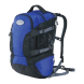 Рюкзак Terra Incognita POLUS 22 NEW, black / blue