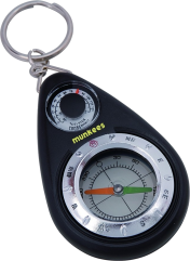 Брелок-компас Munkees Compass with Thermometer