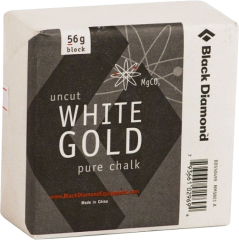 Магнезія Black Diamond White Gold 56g Chalk Block