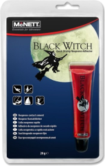 Клей McNett Black Witch in counter