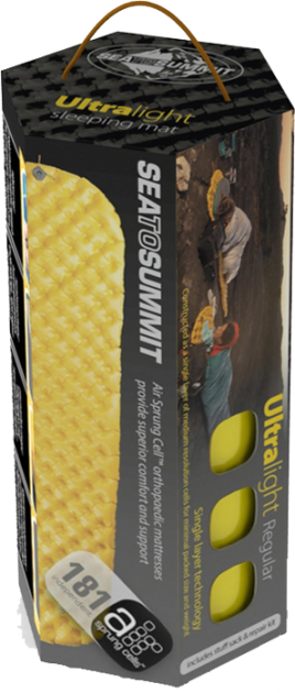 Надувний килимок Sea To Summit UltraLight Mat Large