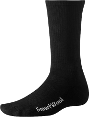 Чоловічі шкарпетки SmartWool Hiking Light Crew, black, L