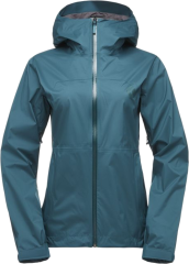 Куртка Black Diamond W Stormline Stretch Rain Shell