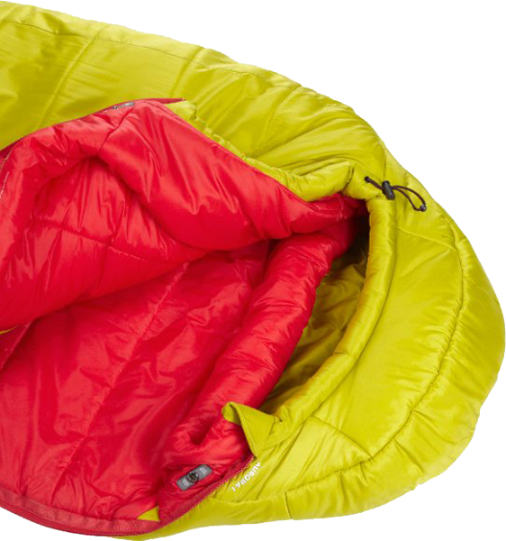 Спальник Mountain Equipment Aurora II Reg (-1 -7 -25°C), Marine, 185, L