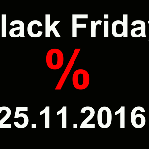 Black Friday 2016 В РОБІНЗОНі!