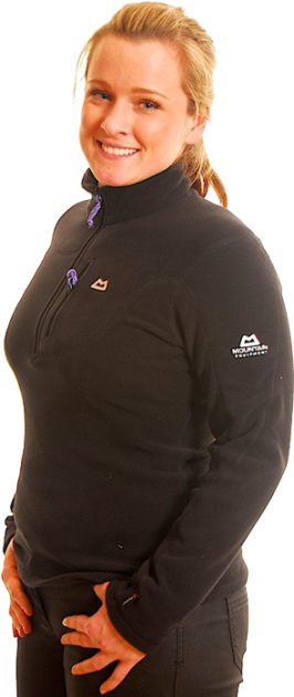 Фліс Mountain Equipment Wms Micro Zip-T