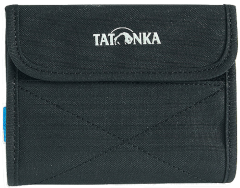 Гаманець Tatonka Euro Wallet Black