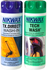 Набір Nikwax Twin Pack (Tech Wash 300 мл + TX Direct 300 мл)