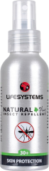 Спрей от насекомых Lifesystems Natural Plus 30+ Kids 100 ml