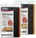 Фігурні латки McNett Tenacious Tape Tattoos, black camper