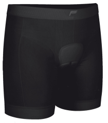 Велосипедні шорти Fuse Cycling Boxer sewn upholstery Woman, black, S