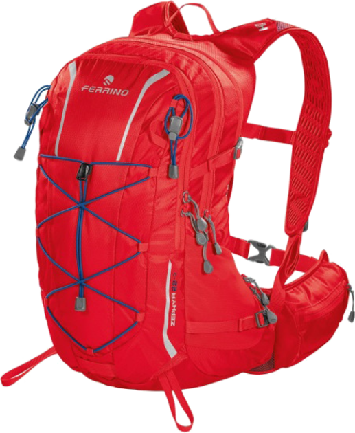 Рюкзак Ferrino Zephyr HBS 22+3, red