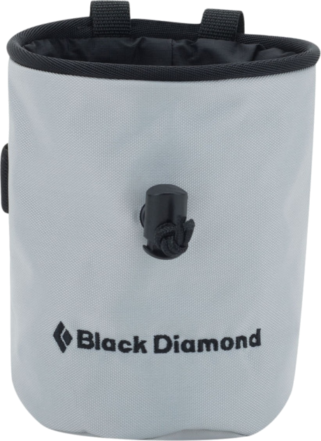 Мешочек для магнезии Black Diamond Mojo Chalk Bag, Vapor Gray