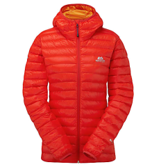 Куртка Mountain Equipment Wms Arete Hooded Jacket