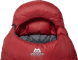 Спальник Mountain Equipment Xeros Down REG (-5 -12 -31°C), crimson, Regular, L