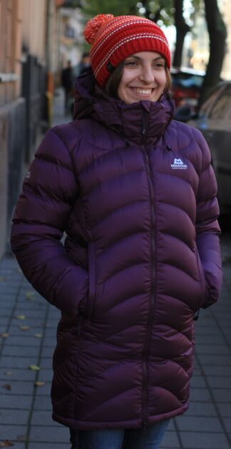 Куртка Mountain Equipment Wms Lightline Long Jacket