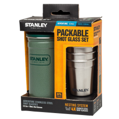 Набір посуду Stanley Adventure Combo & Shot Glass Set