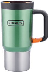 Термокружка Stanley Adventure Clip Grip 0,59 л, green